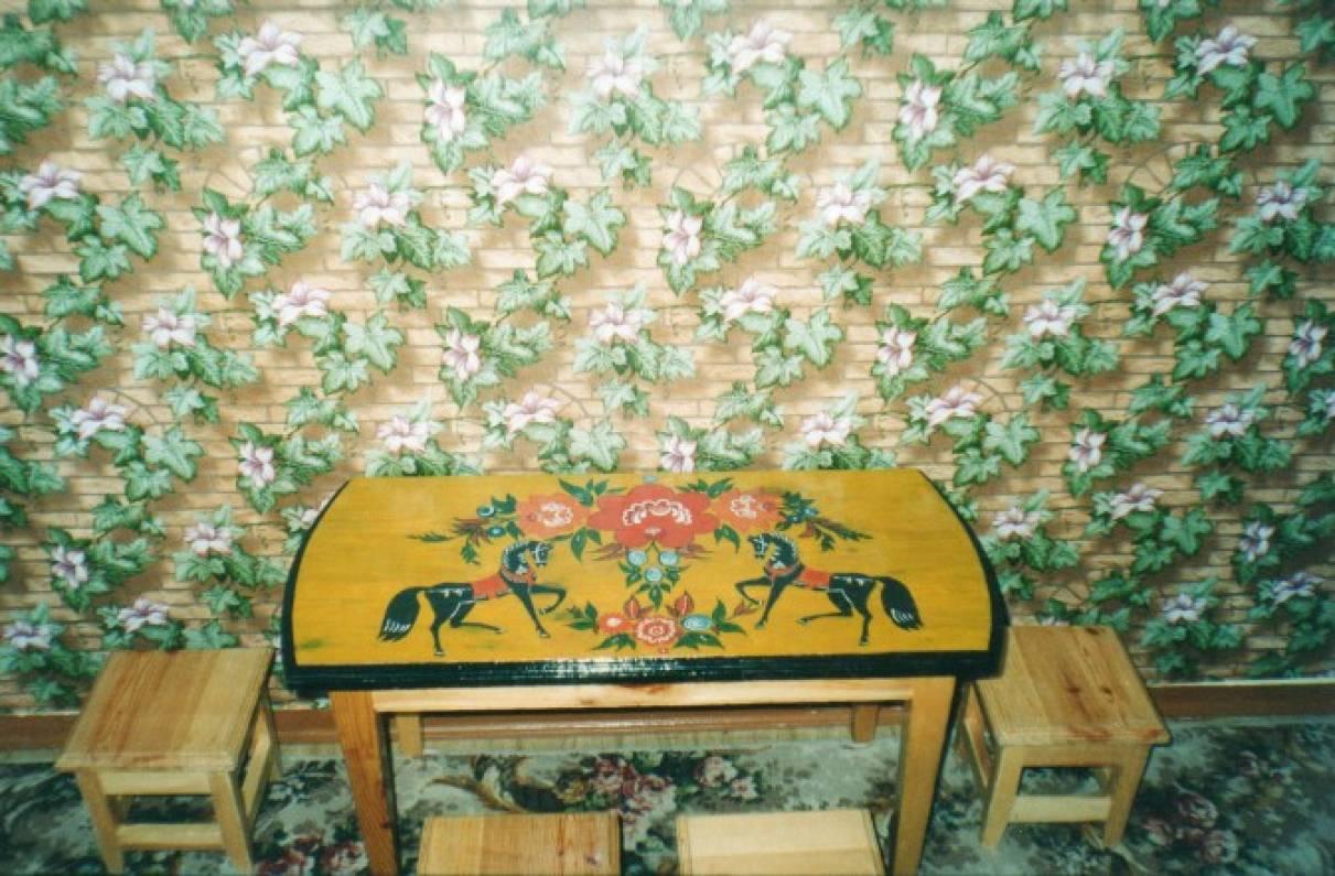 Розан и купавка в какой росписи