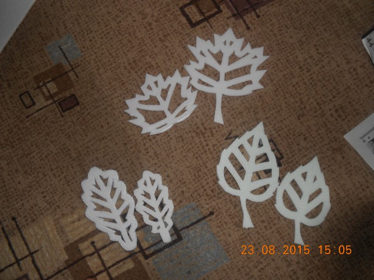 Поделки из листового пенопласта