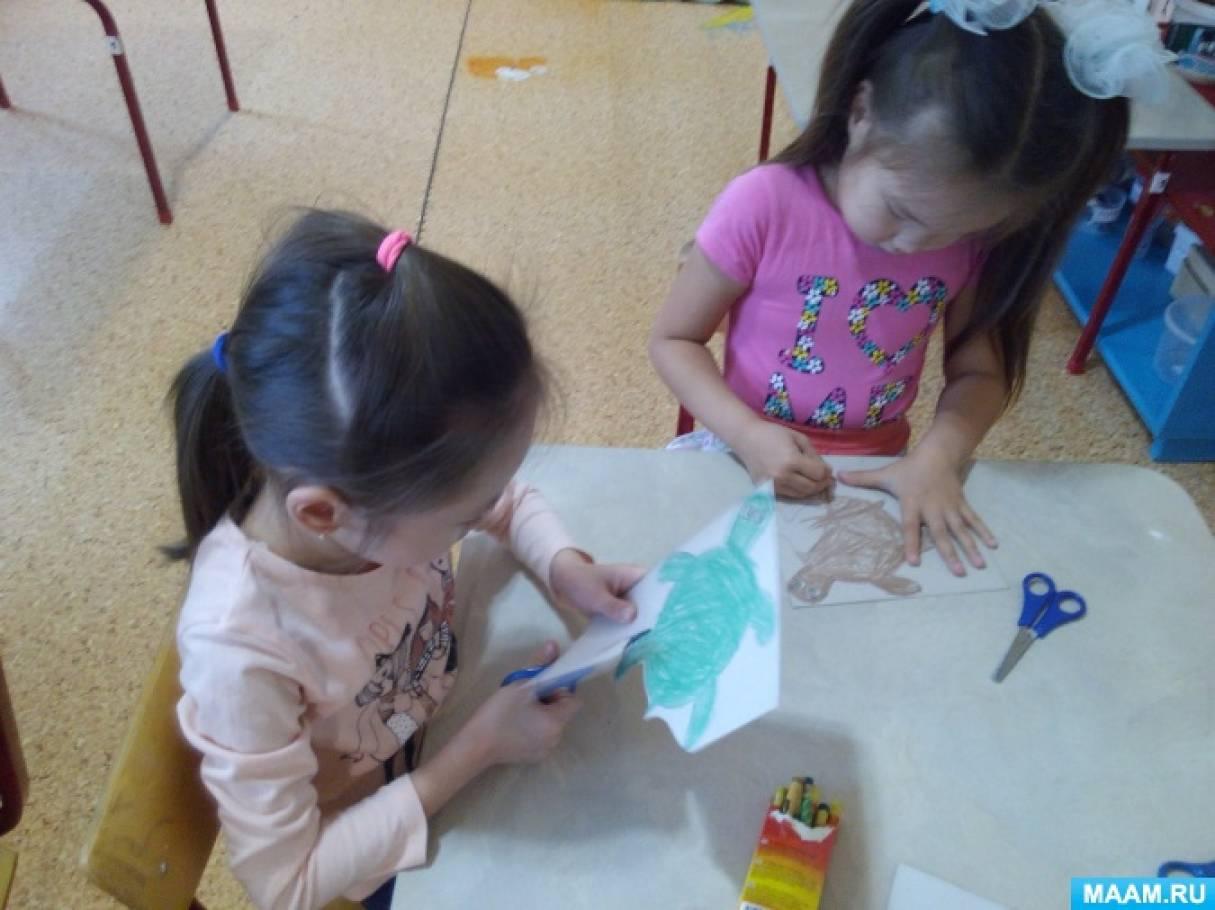 Ручной труд его польза для детей