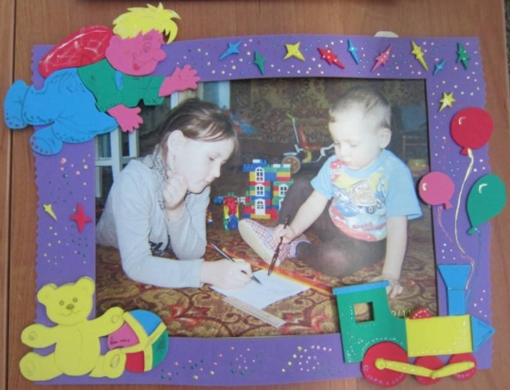 Фоторамки буквы своими руками фото 964