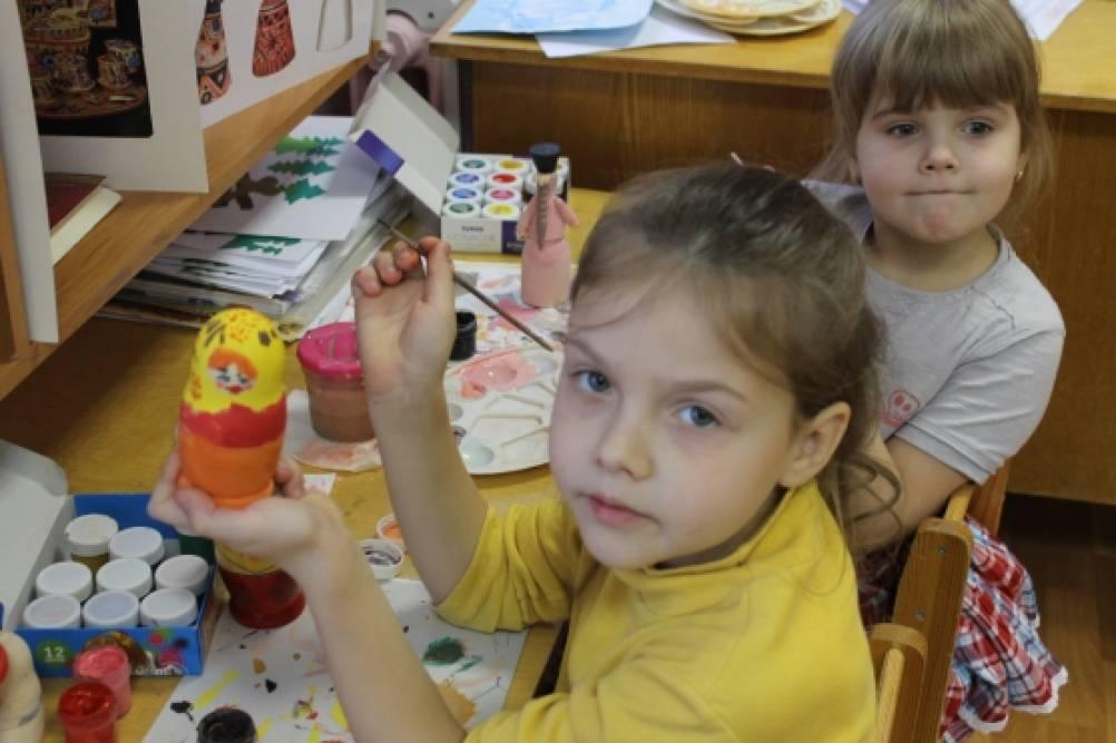 Проект «Музейная педагогика для дошкольников»