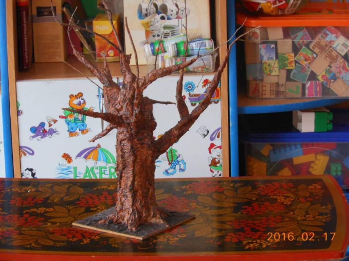 Дидактическое пособие по ознакомлению с окружающим и развитию речи «Волшебное дерево»