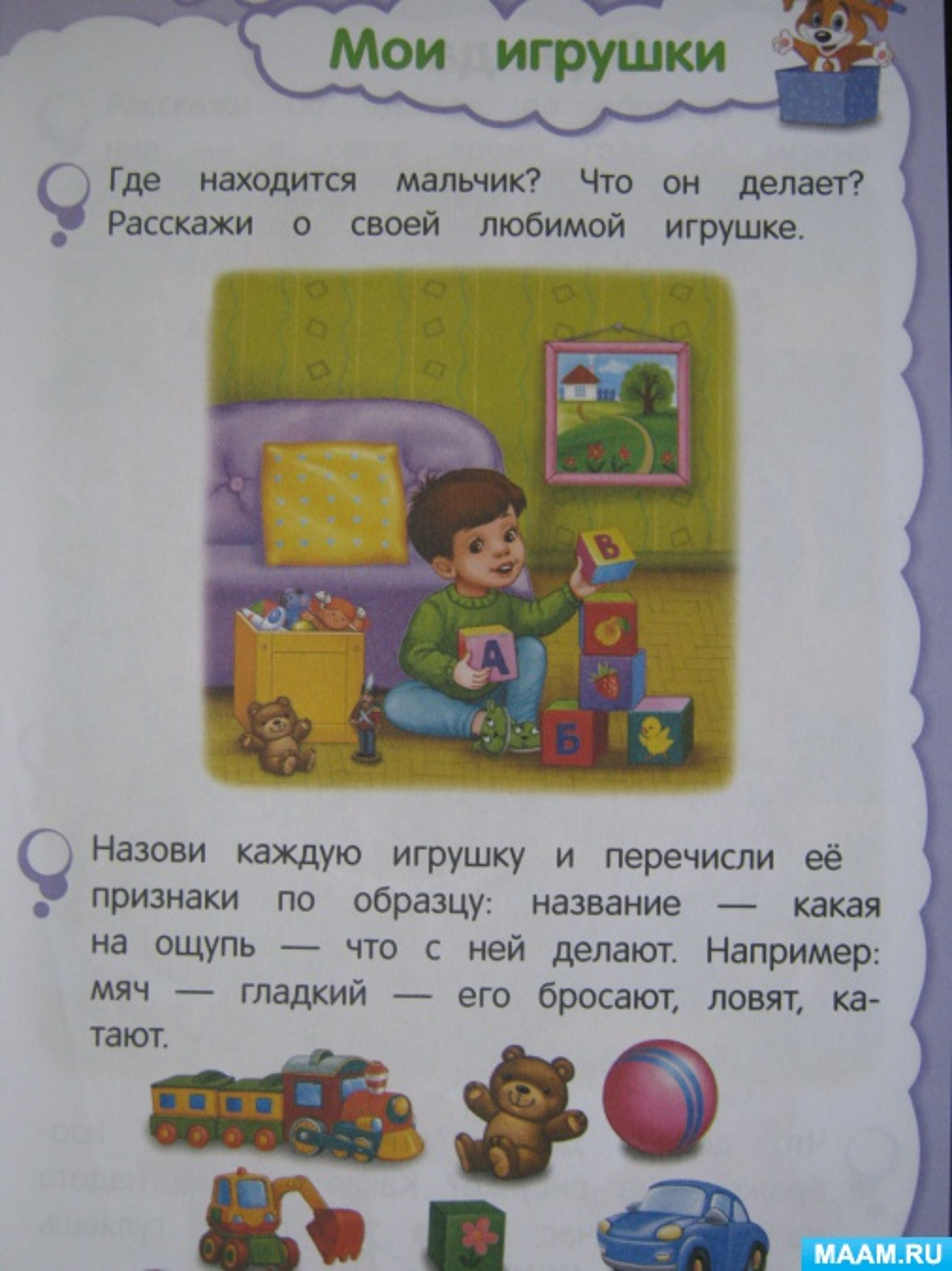 Коррекционное занятие на развитие познавательной сферы для детей 4–5 лет по программе «Смышлёныш».