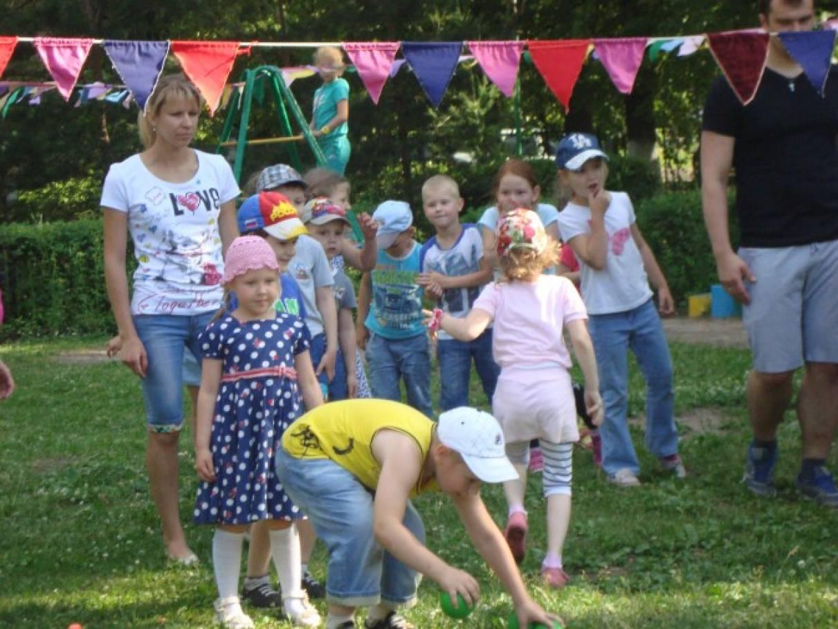 Сценарий спортивного праздника на лето