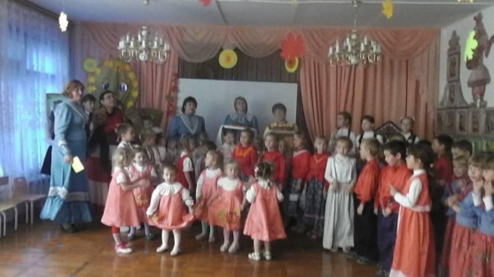 Духовно-нравственное воспитание детей на основе традиций донских казаков