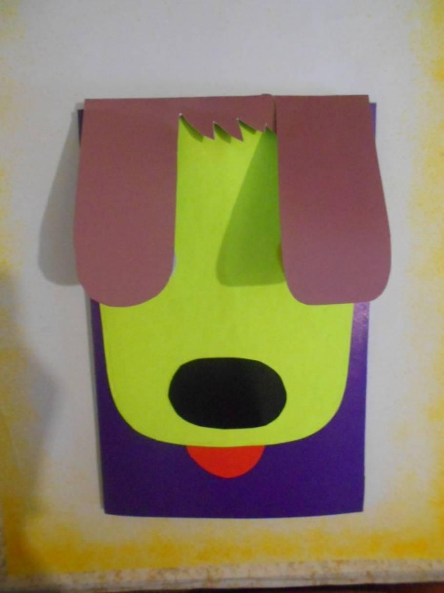 Открытка потяни за язычок для детей, открытки