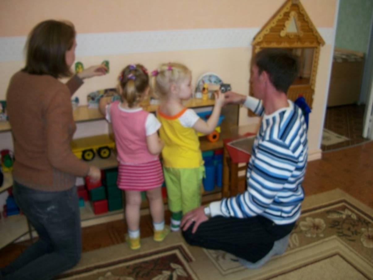 Детско-родительский проект «Мои любимые животные» в первой младшей группе (продолжение)