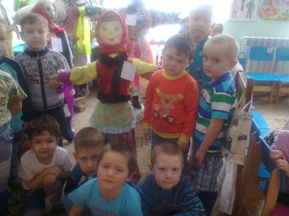 Фотоотчет с конкурса «сударыня масленица» в нашем детском саду
