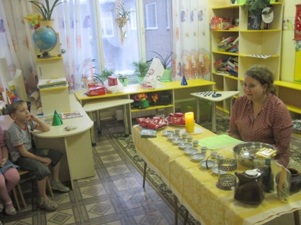 знакомство дошкольников с растительным миром