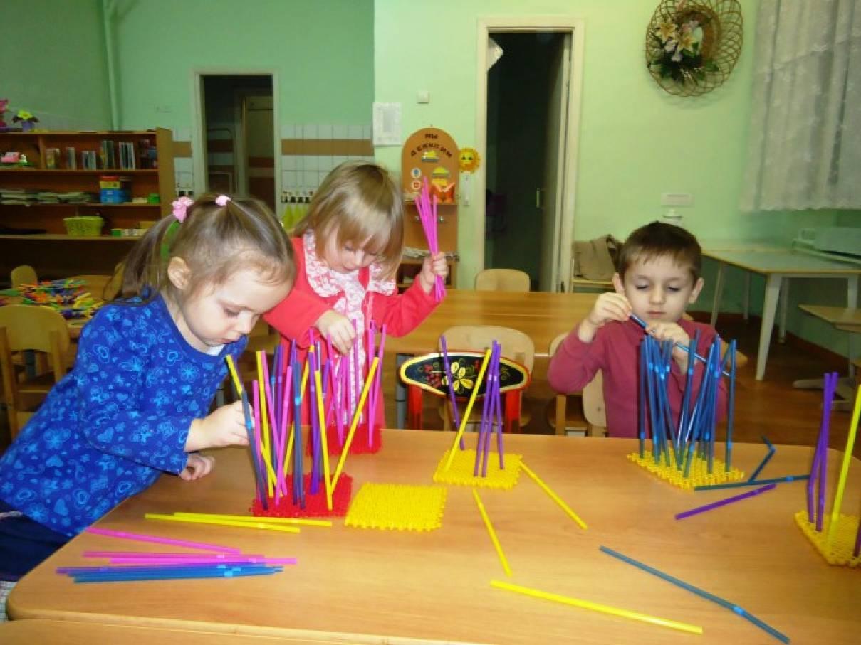 игры сенсорное развитие дошкольников