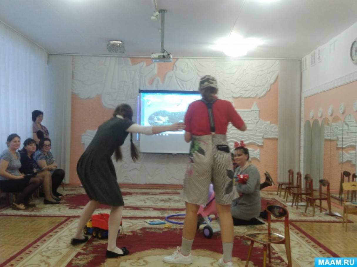Конкурсы между воспитателями в детском саду