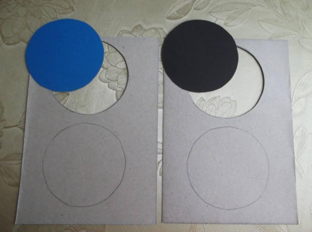 Поделка синица для детей