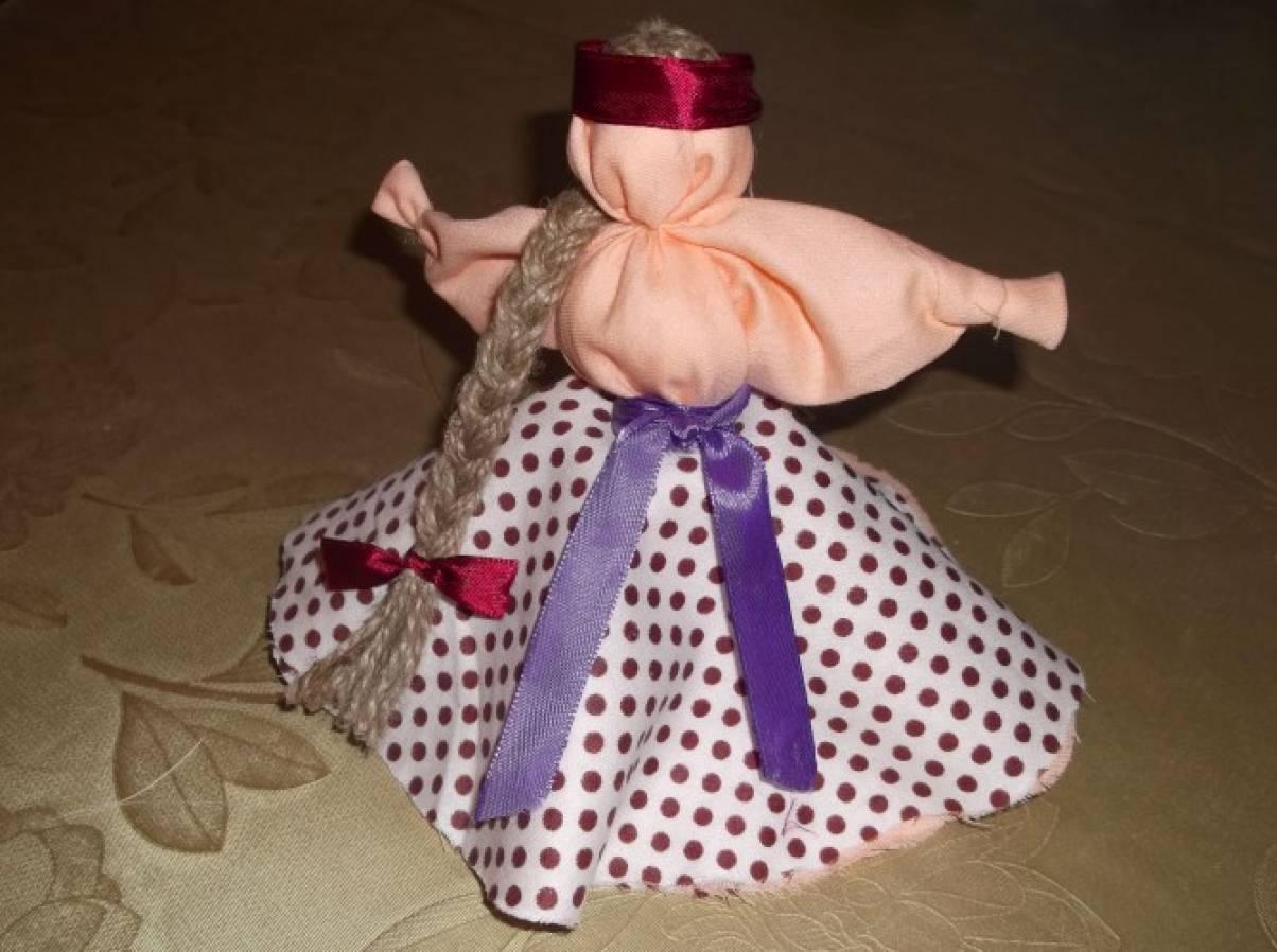 Мастер класс по лоскутным куклам