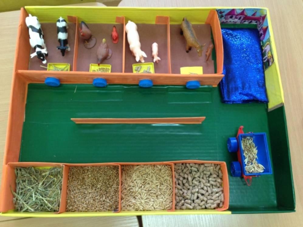 Как сделать муляжи для детского сада