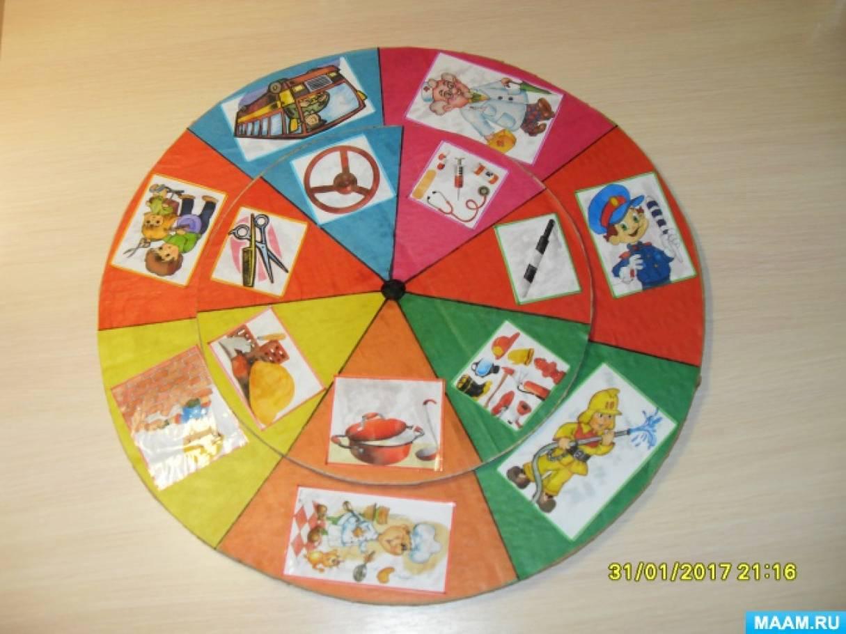 Триз-игры для дошкольников своими руками 60