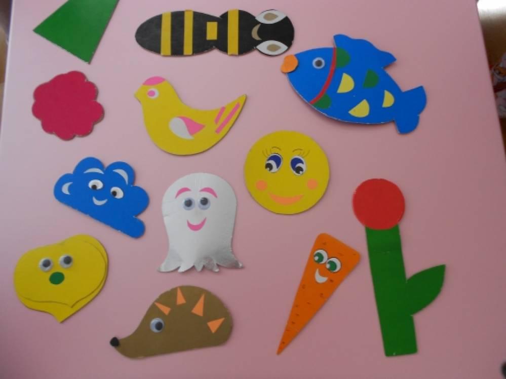 Развивающая игра «Веселые прищепки» для младших дошкольников
