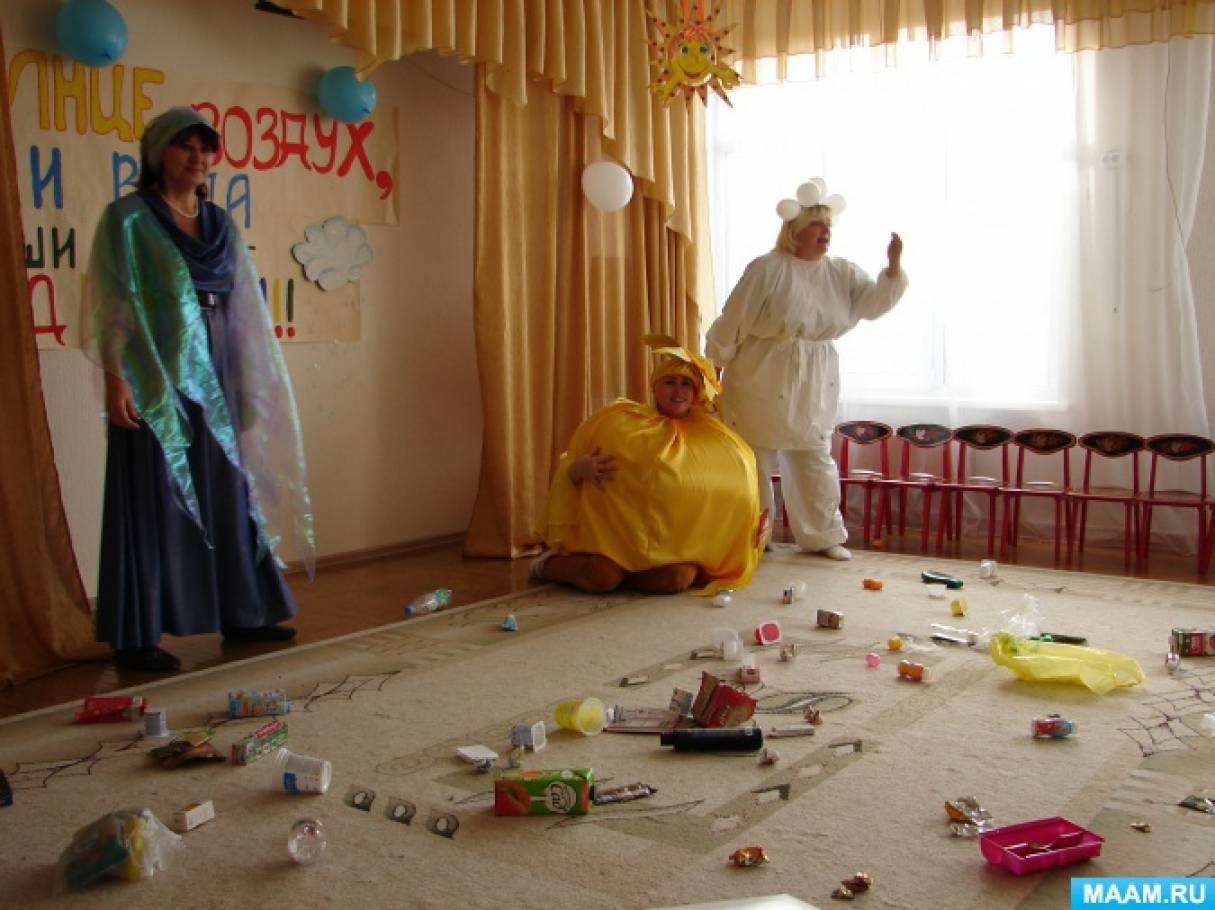 Сценарий праздника дню матери для старшей группы