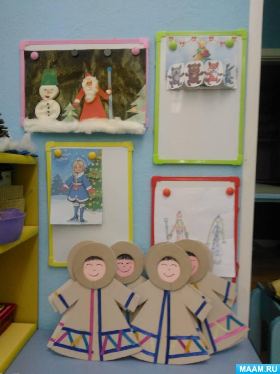 Стихи о зиме на новый год для детей