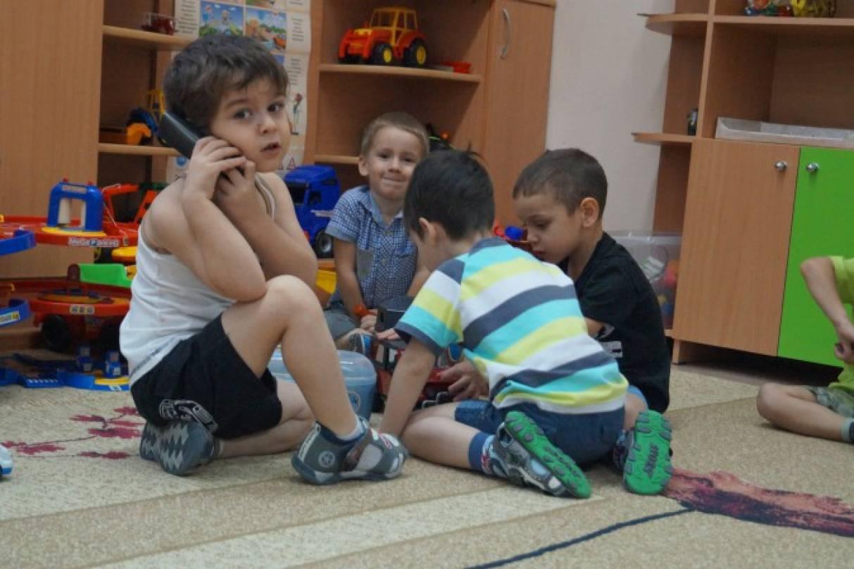 Самостоятельная деятельность детей в средней группе и