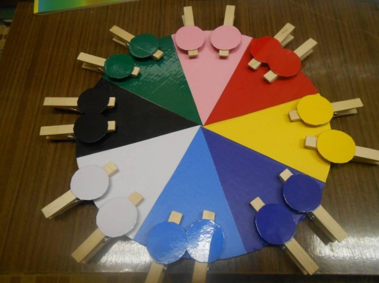 Развивающие игры своими руками для детей первой младшей группы