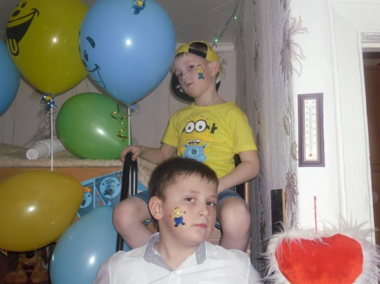 Сценарий дня рождения для начальной школы