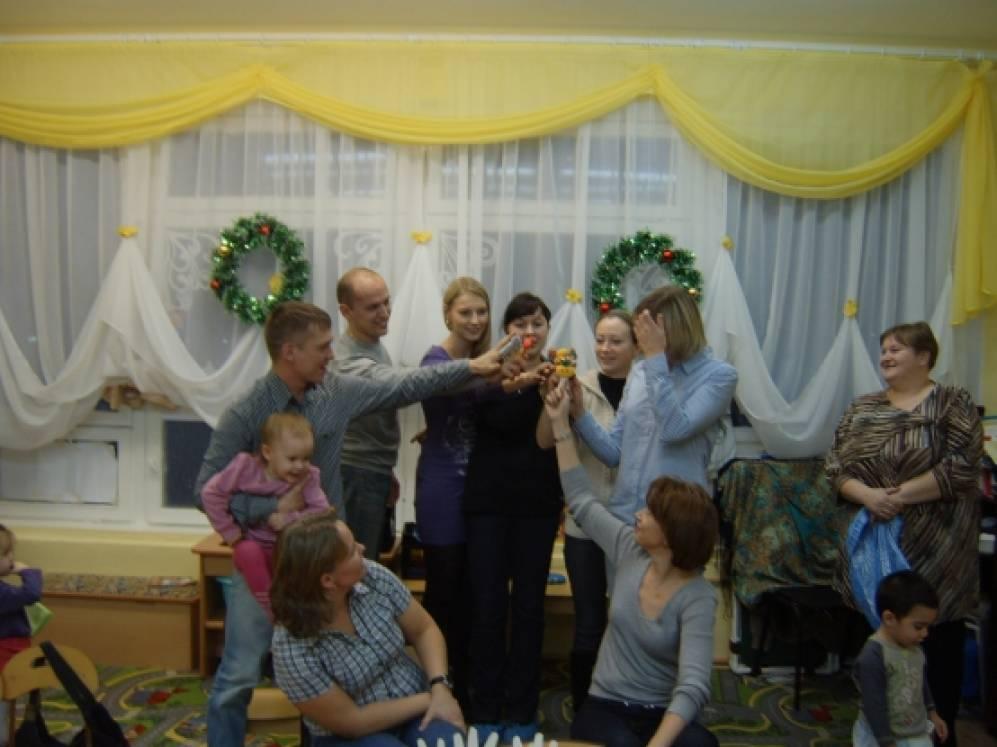 родительское собрание знакомство с родителями в доу