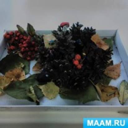 Фотоотчет об итоговой выставке «Осенняя фантазия»