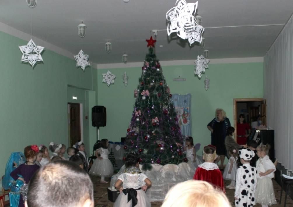 Cценарий новогоднего праздника «Веселье у новогодней елки»