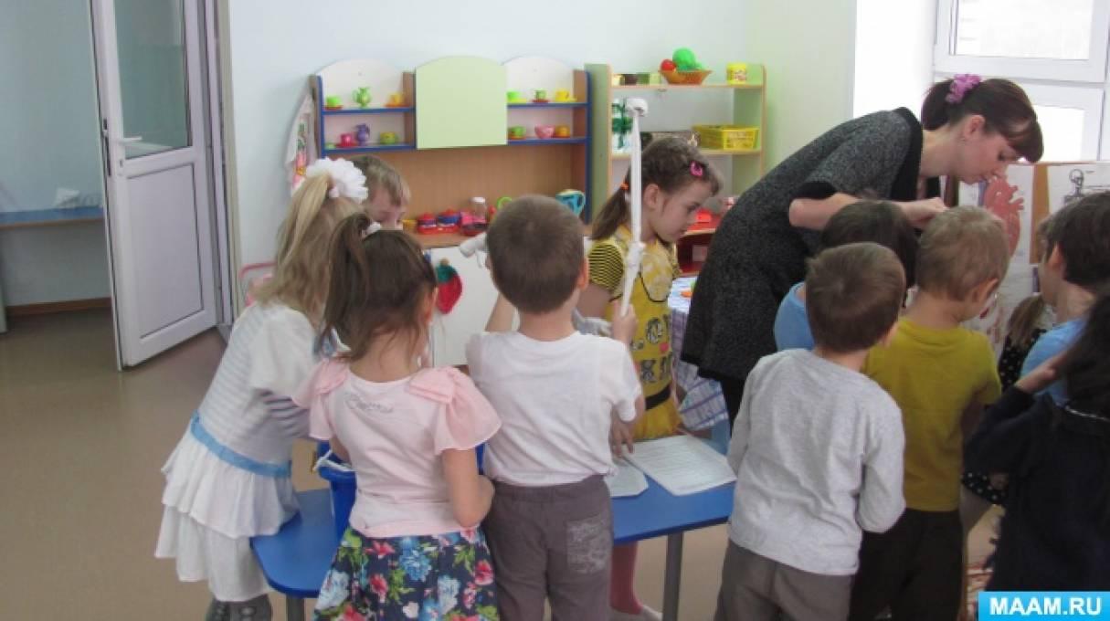знакомство с русской народной игрушкой в подготовительной группе