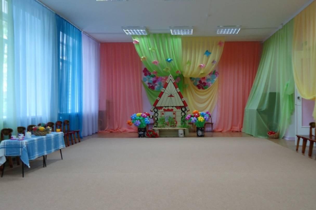 Сценарий выпускного для детей 2–3 лет по сказке «Теремок на новый лад»