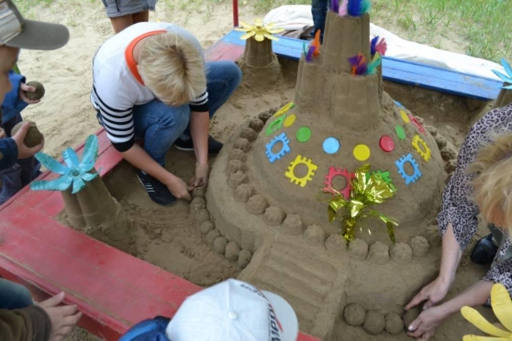 знакомство с лесом детский сад