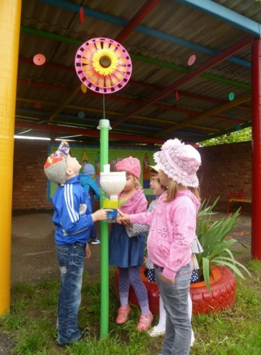Дождемер для детского сада