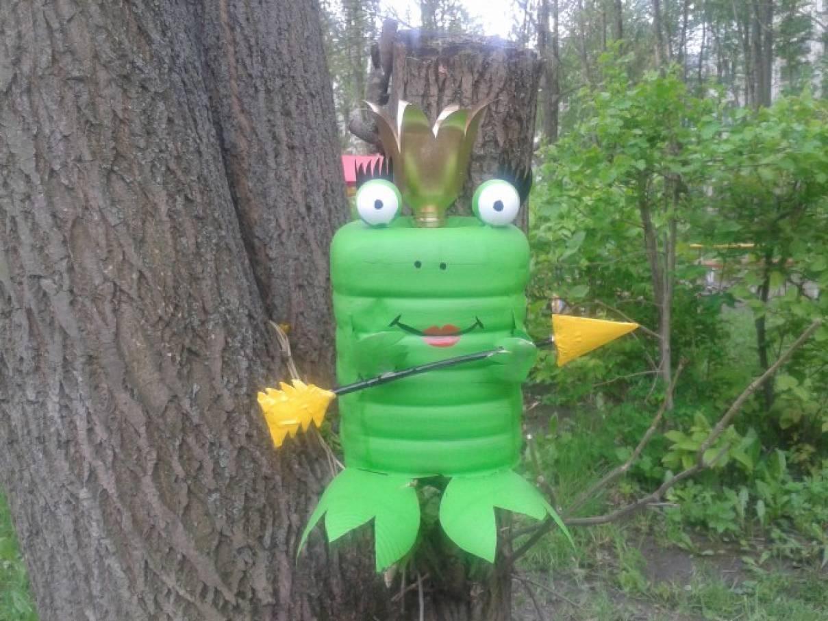 Поделки для сада и дачи своими 44