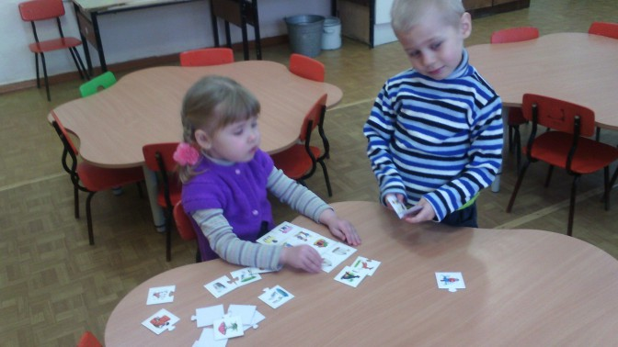 Игра в системе дошкольного образования