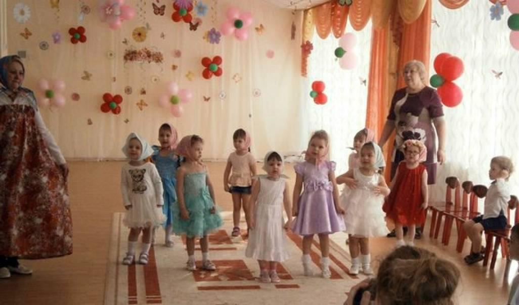 Детский праздник в младшей группе посвященный 8 марта детский праздник ивана купалы сценарии аниматоры в школу