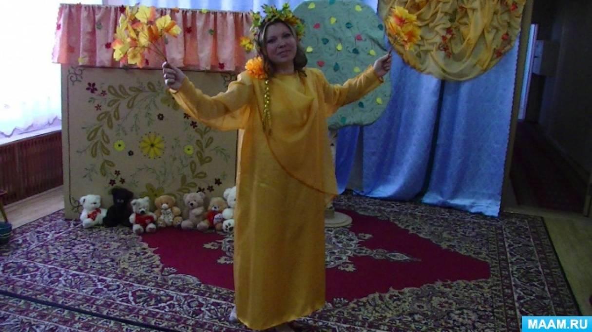Фотоотчёт праздника «Добрые дела Мухомора»