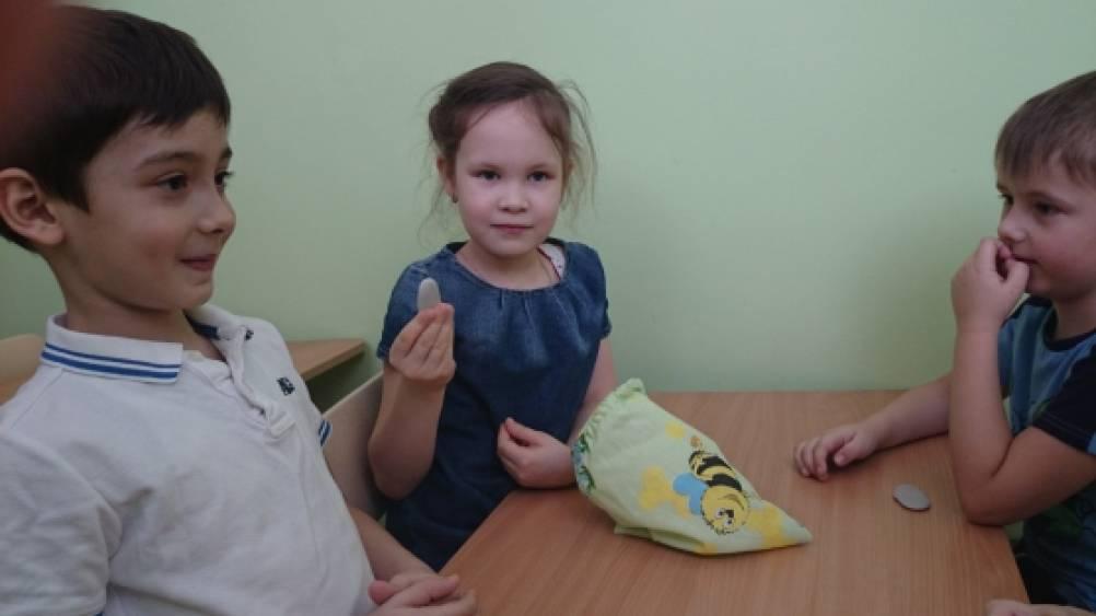 Рисование на камнях. Конспект занятия с детьми старшего дошкольного возраста «Хорошее настроение, которое всегда с тобой»