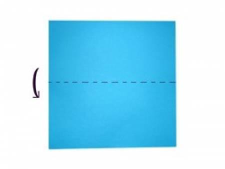 Конспект занятия по конструированию способом оригами с элементами аппликации в подготовительной группе «Домик»
