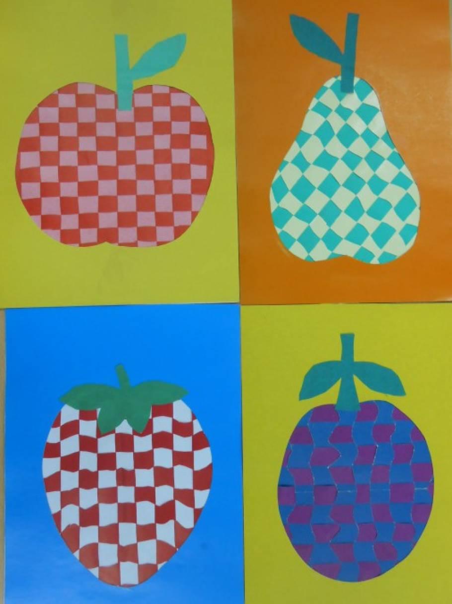 Конспект урока плетеная открытка 4 класс
