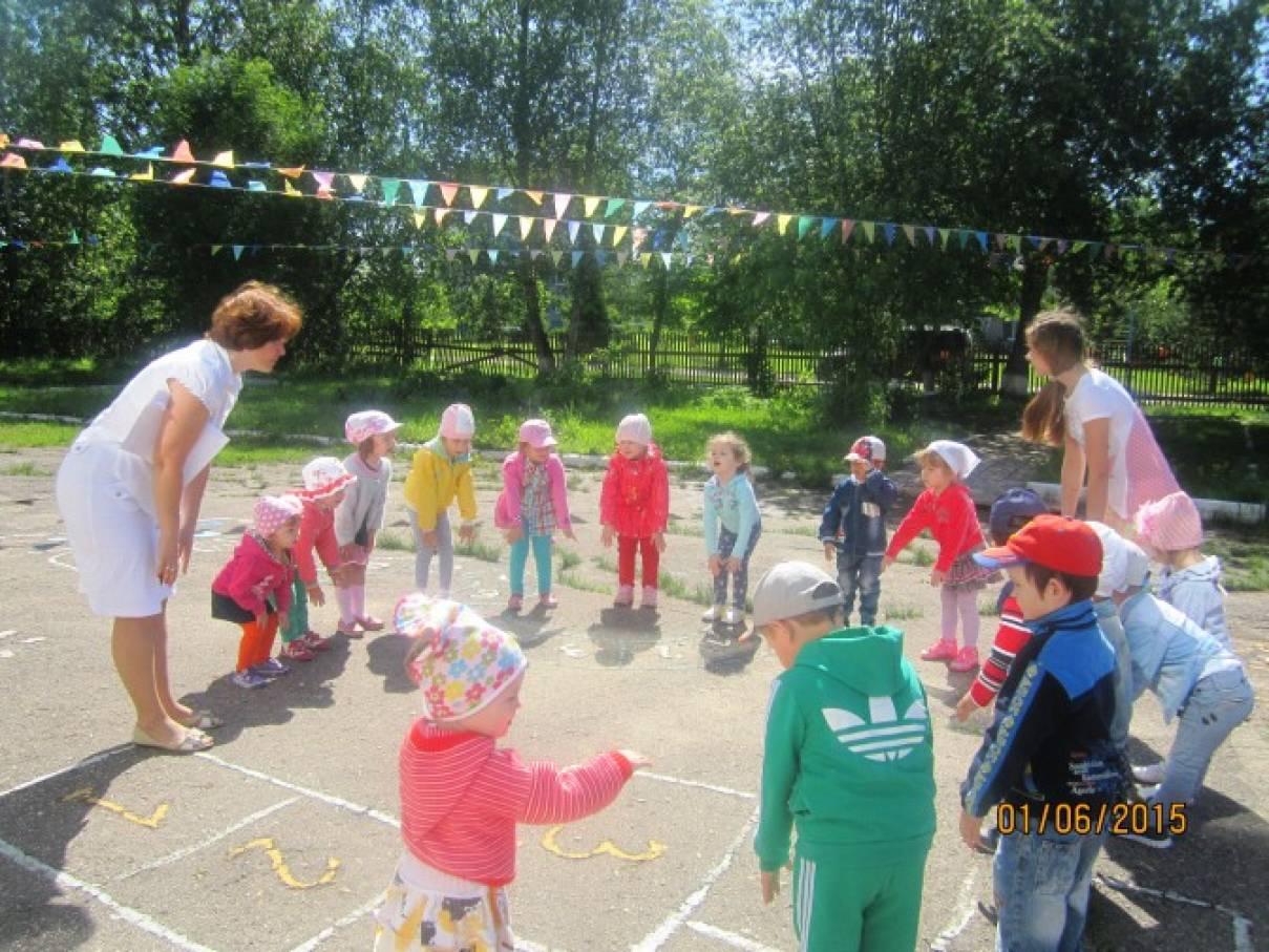 Лето красное сценарий праздника