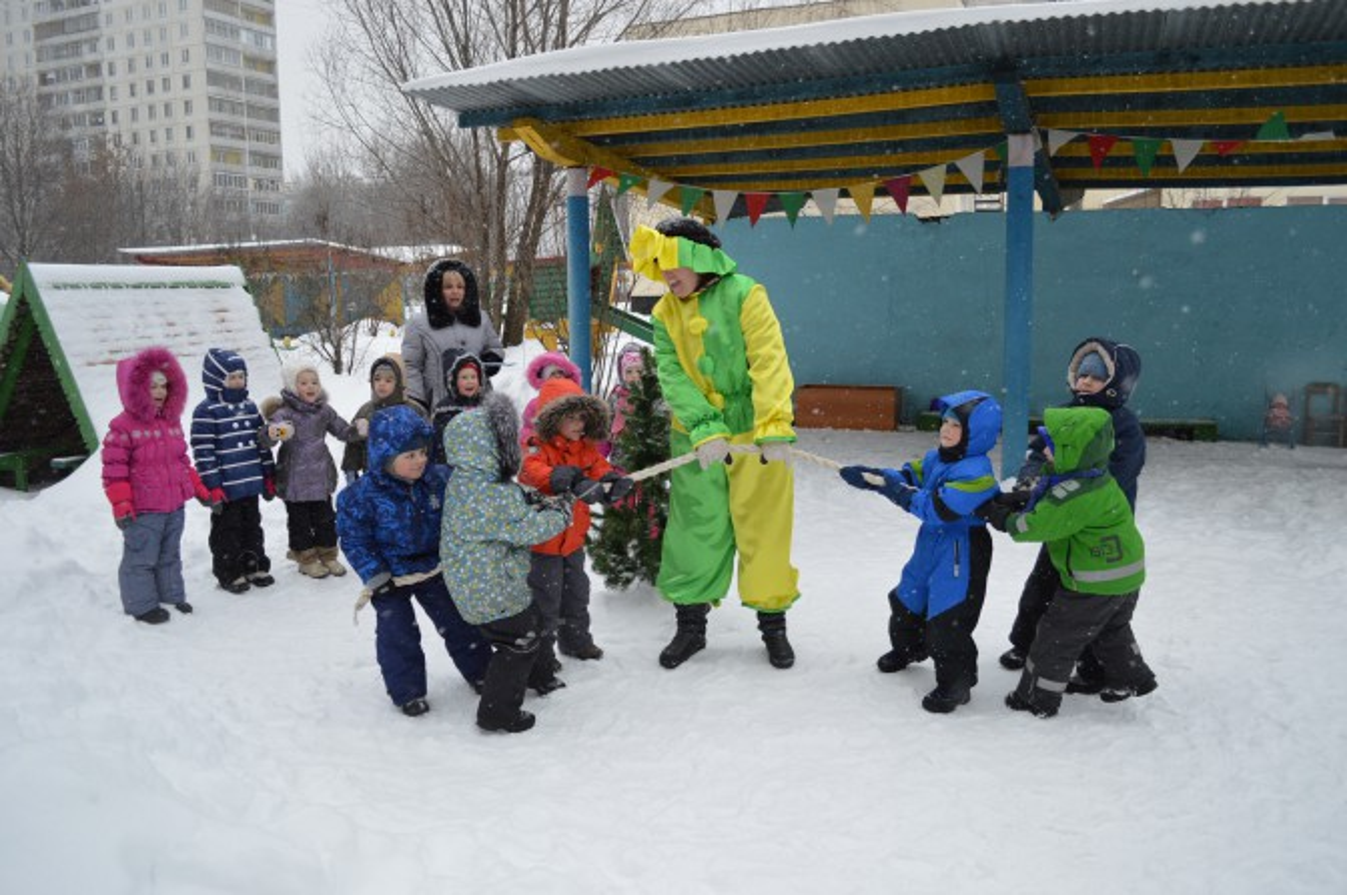 Картинки о зиме детям старшего возраста