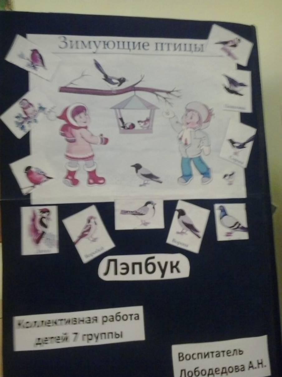 Зимующие птицы картинки для печатать