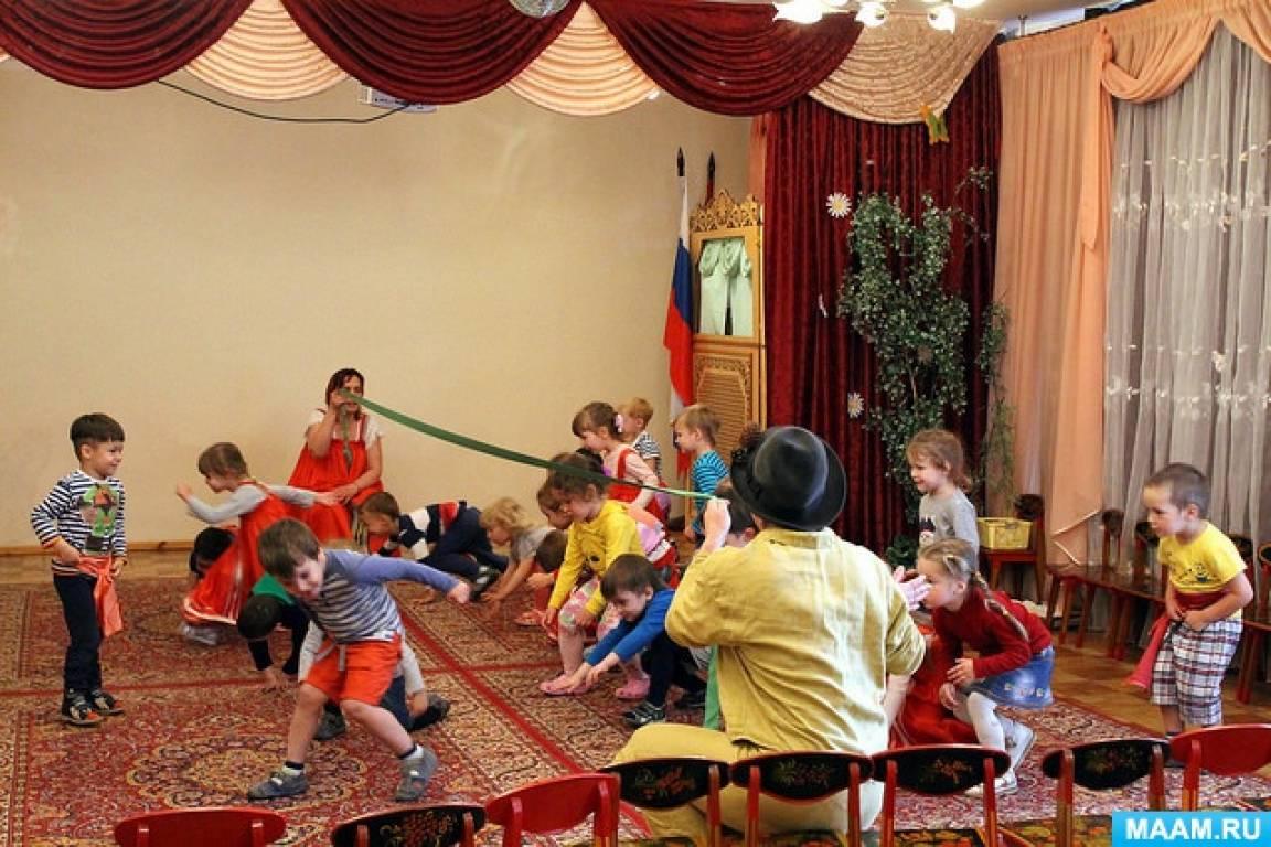 Смешные фокусы на детский праздник