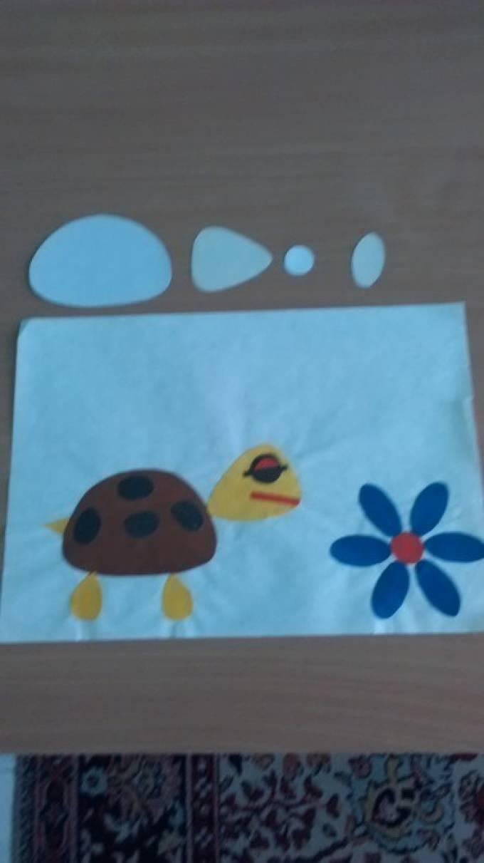 Реферат аппликация в детском саду 5815