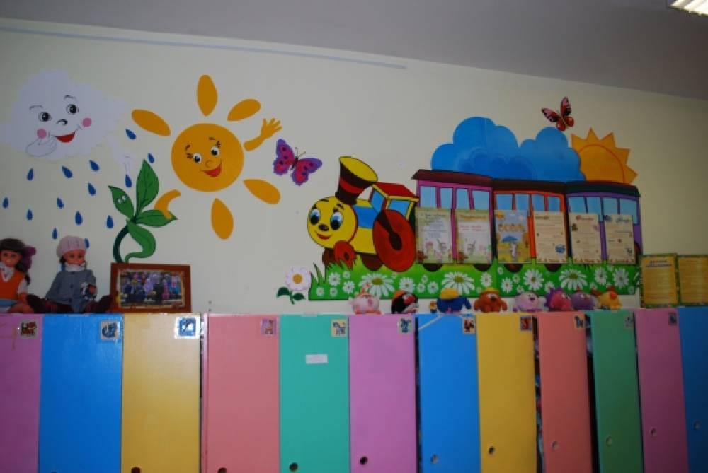 Оформление приемной в детском саду своими руками 41