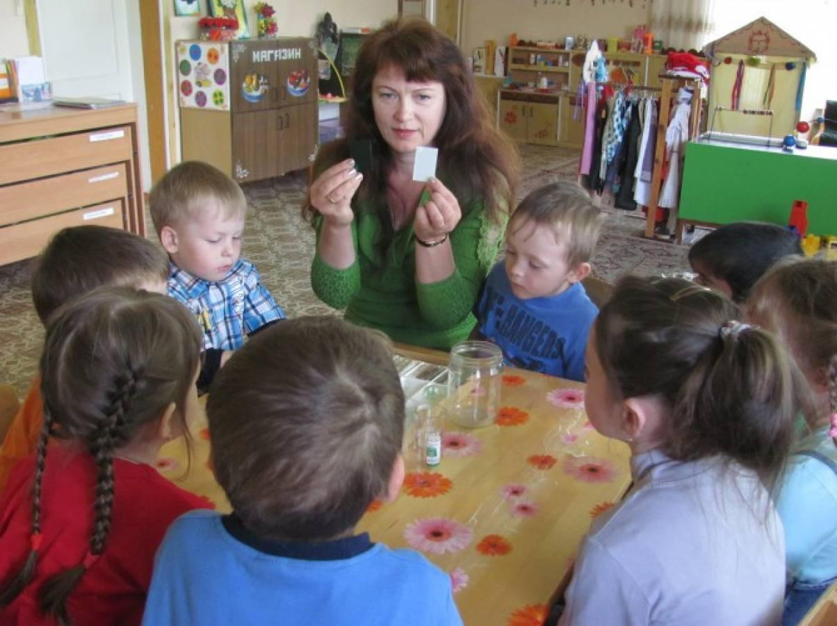 опыты знакомство детей с попугаем в детском саду