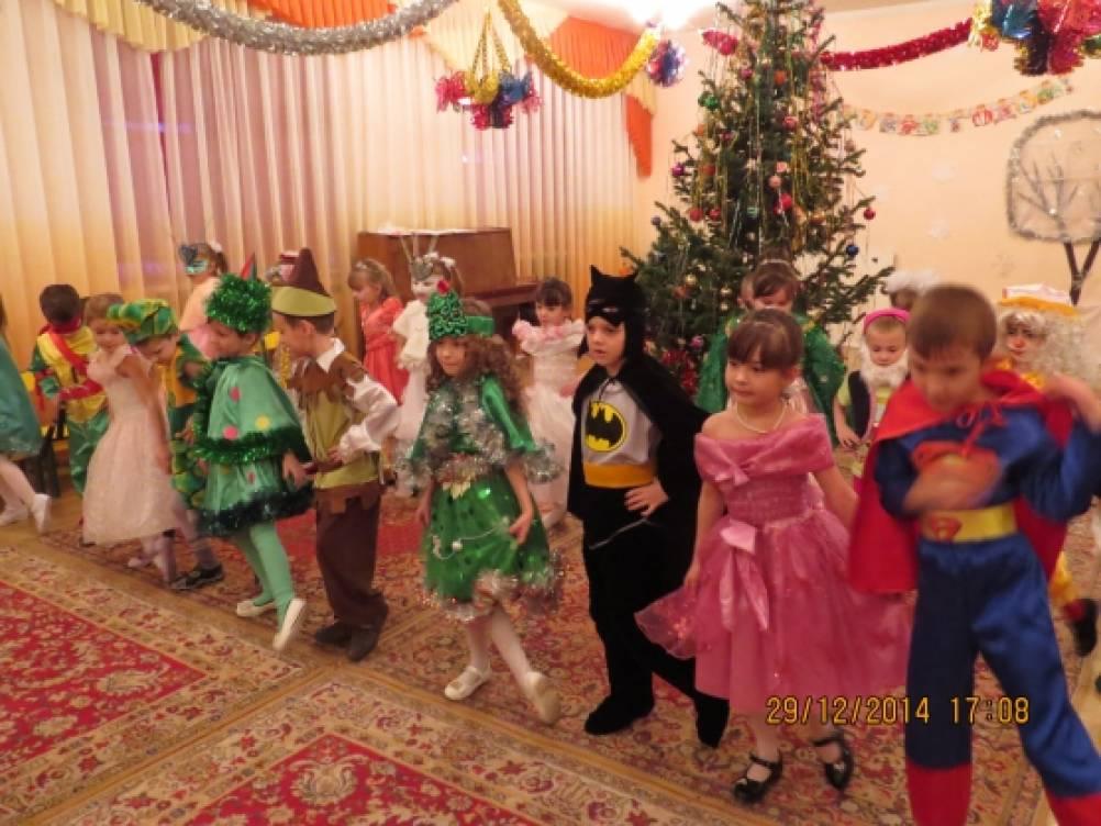 Сценарий Нового года 2018 для подготовительной группы детского сада