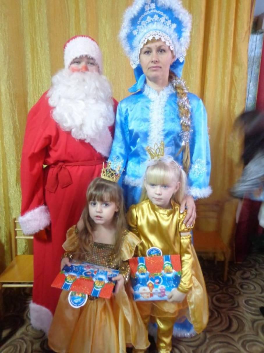 Фотоотчёт новогоднего утренника «Зимняя сказка»