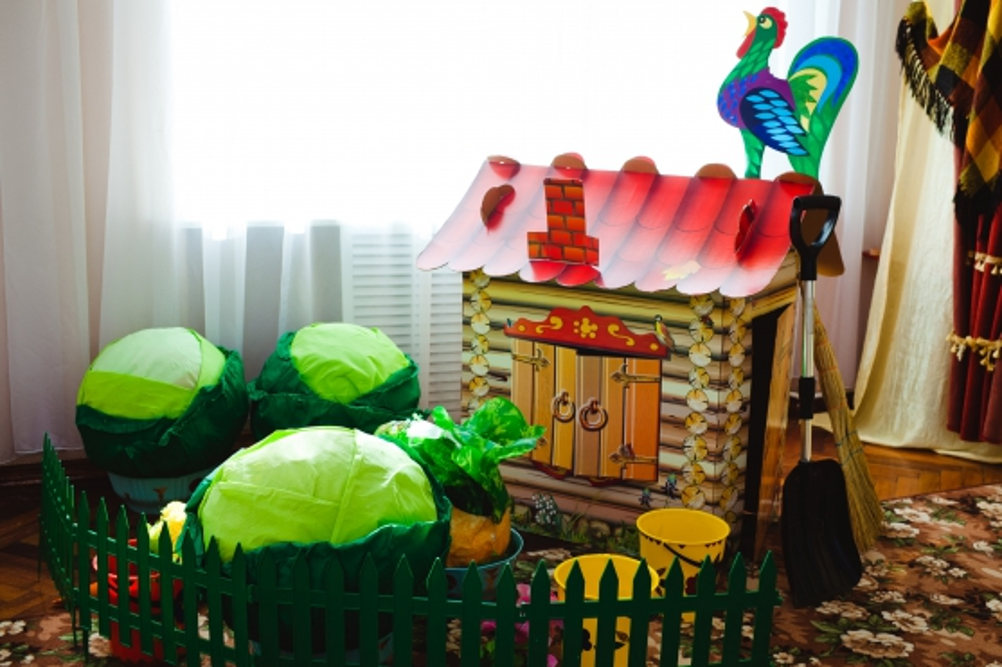 Сказка красная шапочка на новый лад сценарий для детей по ролям