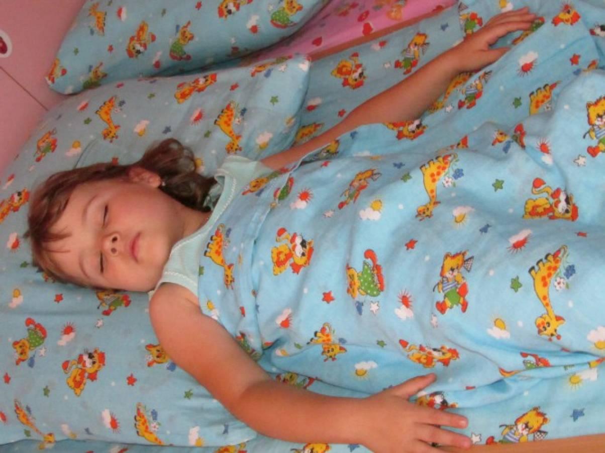 Тише дети спят 3